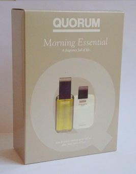 Quorum Cologne Gift Set - Click Image to Close